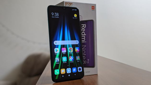 Xiaomi Redmi Note 8 Pro and