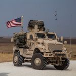 Kurds Confront Exiting US Troops In Syria With Heartbreaking