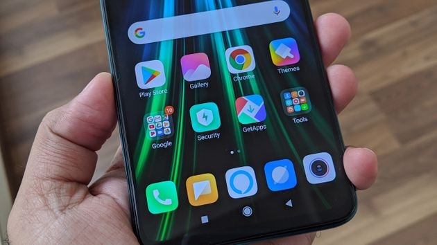 The Xiaomi Redmi Note 8 Pro display is good—but given the competition, could be improved