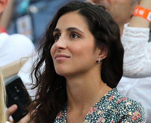 Mery Perelló, en Roland Garros