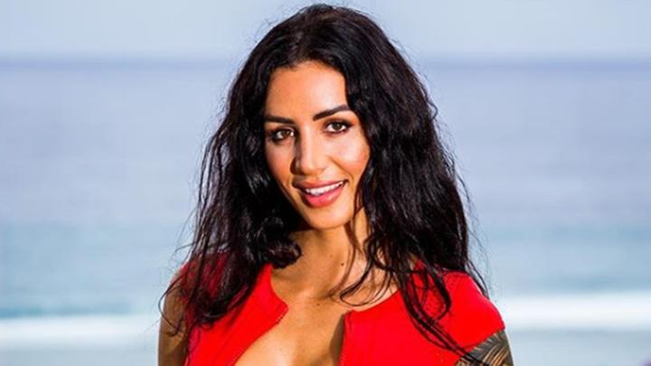 Love Island Australia contestant Vanessa Sierra.