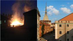 Incendio alla Cavallerizza Reale a Torino, è patrimonio