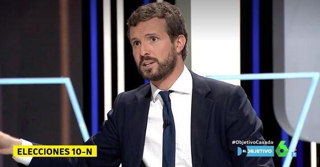 Pablo Casado en 'El