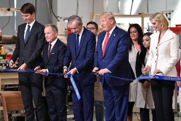 I dazi di Trump per Arnault non sono un