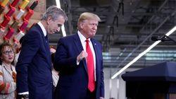 Le styliste Nicolas Ghesquière n'a pas apprécié de voir Trump chez Vuitton au