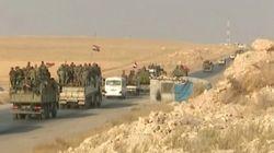 Αμερικανικά στρατεύματα πέρασαν στο Ιράκ από τη