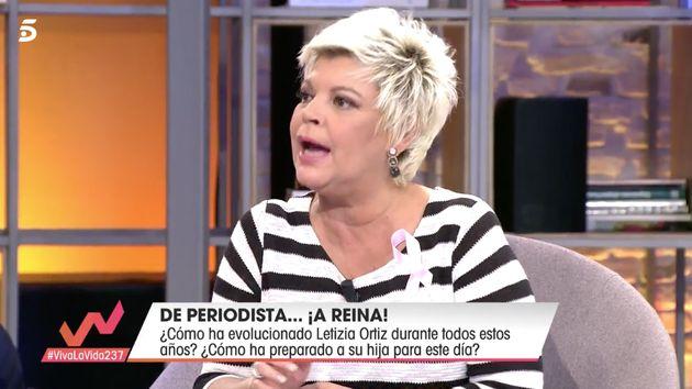 Terelu Campos, en 'Viva la