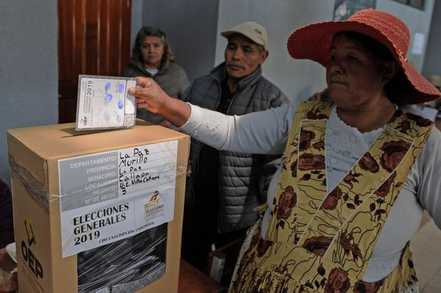 Evo Morales in affanno in