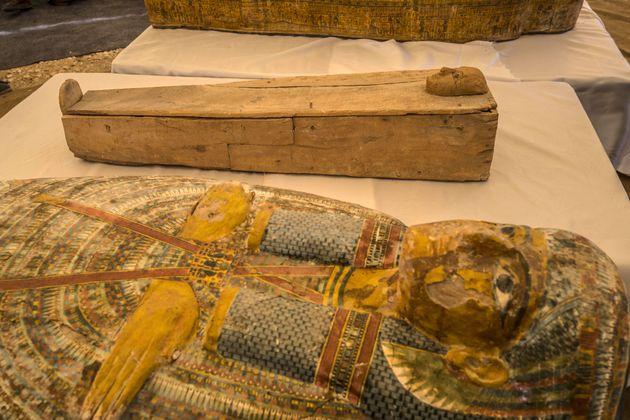 «Το κρησφύγετο των ιερέων»: Ανακαλύφθηκαν 30 καλά διατηρημένες μούμιες με Αιγύπτιους