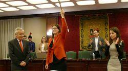 Móstoles reprueba a su alcaldesa tras los casos de