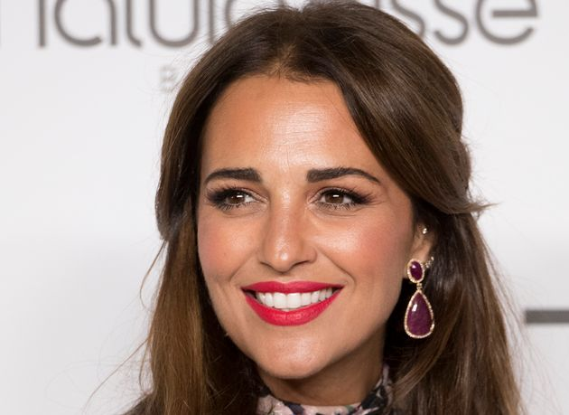 La actriz Paula Echevarría, fotografiada el 10 de octubre de 2019 en