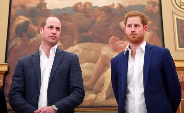 "Il principe Harry: ""Io e William siamo su strade divers"