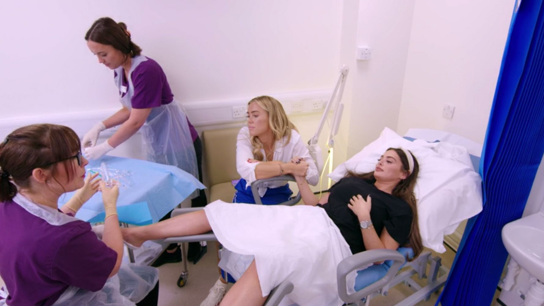 TOWIE Star Courtney Green Praised For Undergoing Cervical Screening On The Show