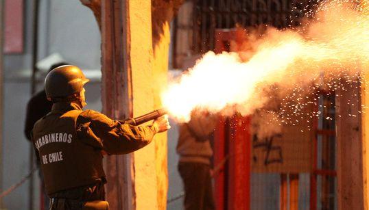 Paralysie au Chili après trois jours d'émeutes