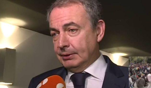 El expresidente José Luis Rodríguez