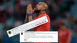 Vidal et d'autres stars du foot chilien exhortent le gouvernement à écouter le