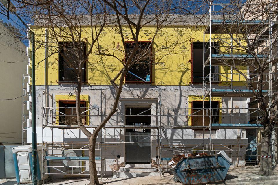 Aναστασία Φιλιππαίου: Η αρχιτέκτονας που «ζωντάνεψε» και πάλι ένα νεοκλασικό σπίτι δίπλα από την
