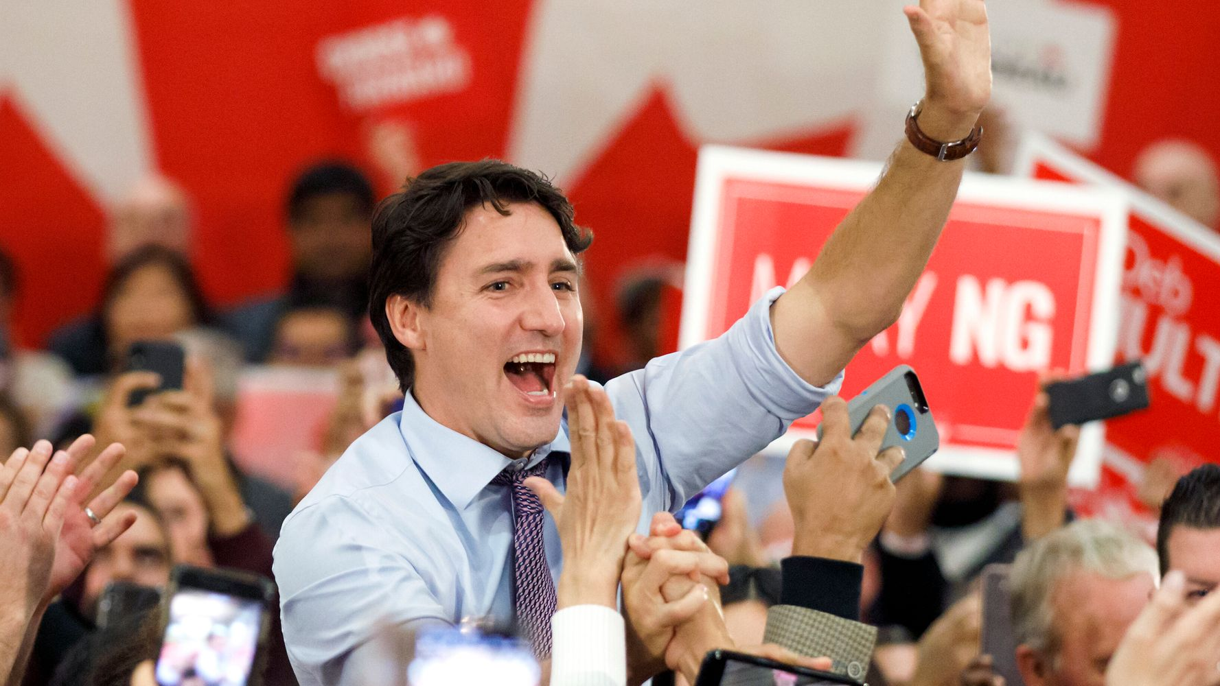 Westlake Legal Group 5dadc5832100004c1d34a944 Canada Votes In Election That Could Be The End For Justin Trudeau