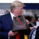 Louis Vuitton Director Slams Trump As 'Joke' After Visit To Brand's Texas