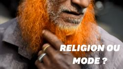 Pourquoi de plus en plus d'hommes ont la barbe orange au