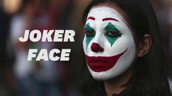 Des Libanais s'emparent de la figure du Joker pour crier leur