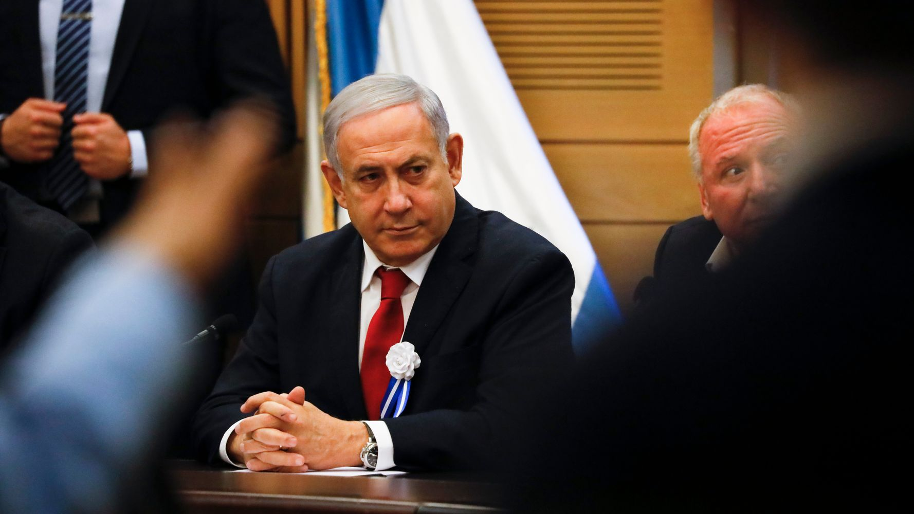 Westlake Legal Group 5dadeadf200000e91b50652d Benjamin Netanyahu Passes Up Mandate To Form A New Government