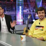 Lo que no se vio en pantalla: Pablo Motos sufre un 'accidente' en 'El Hormiguero' en una prueba con Fernando