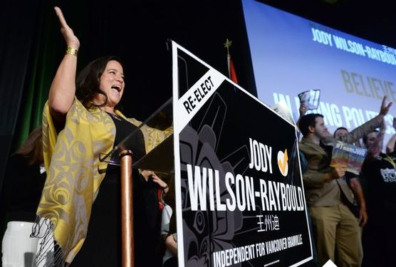 The independent faces a tight race on all sides to keep her seat in the heart of Vancouver.By Melanie