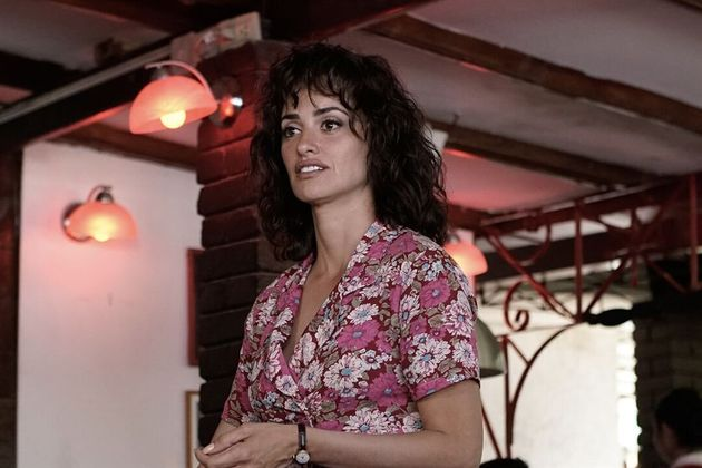 Penélope Cruz como Olga