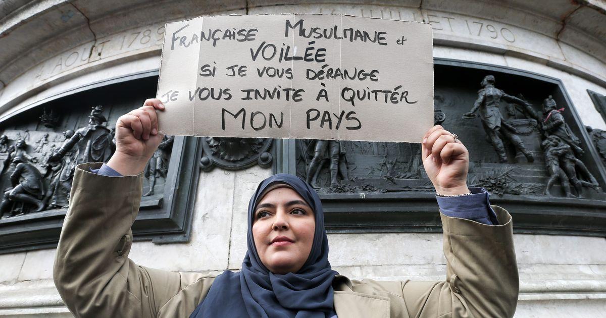 """Un employé de la mairie de Meaux appelle à """"couper la tête"""" d'une femme  voilée, une enquête ouverte   Le HuffPost"""