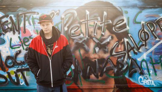 Edmonton Man Defaced Greta Thunberg Mural With 'This Is Oil