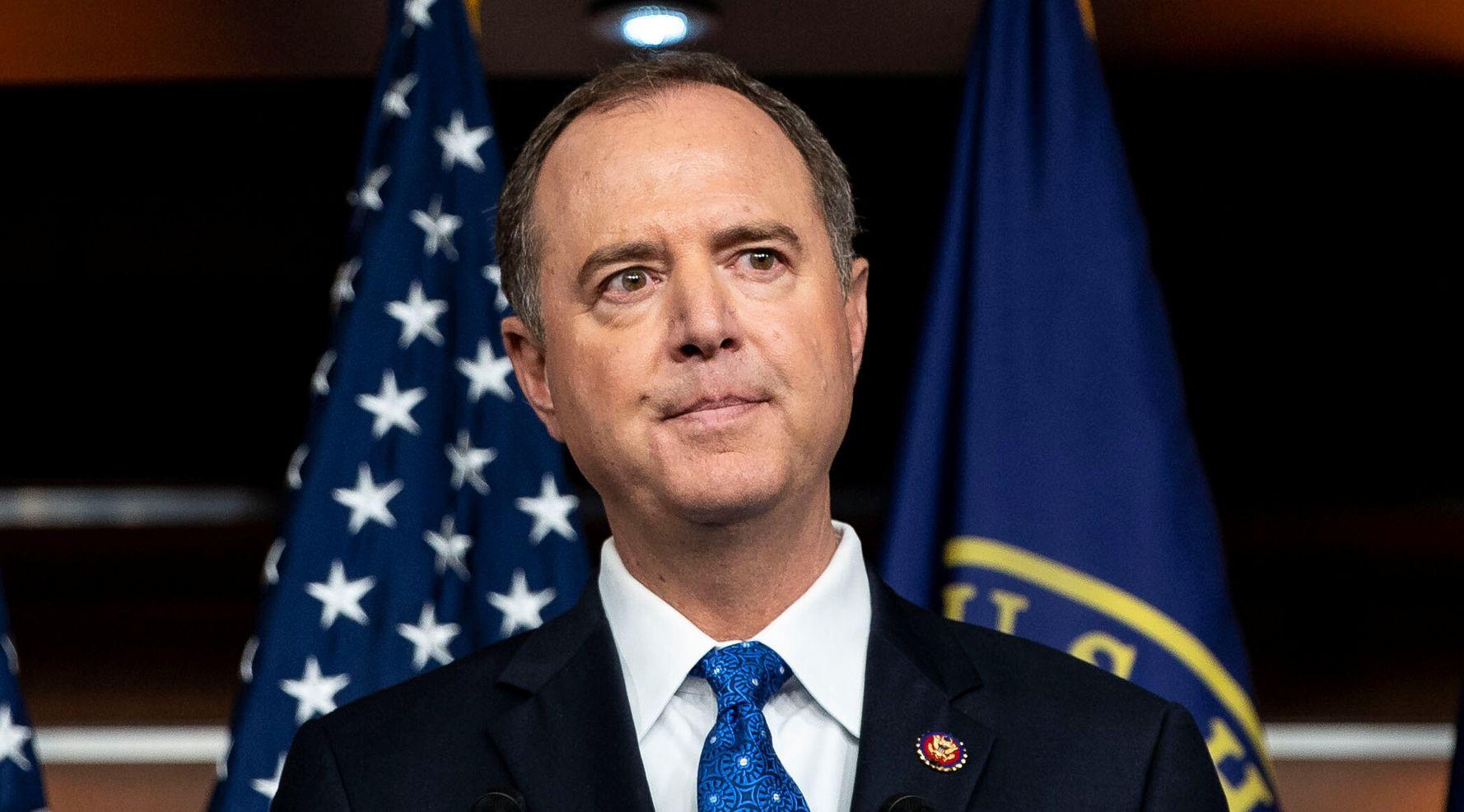 House Democrats Block Republican Effort To Censure Rep. Adam Schiff