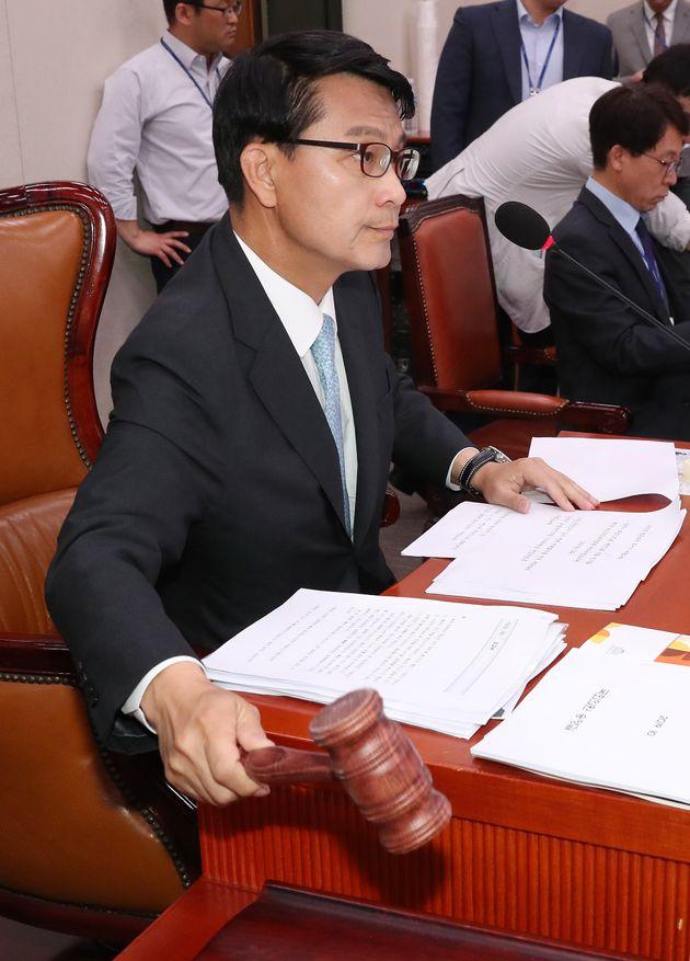 윤상현 국회 외교통일위원회
