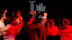 Élections: les libéraux et Justin Trudeau formeront un gouvernement