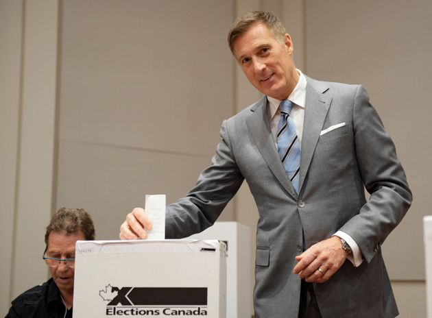 Maxime Bernier, Peoples Party Of Canada Leader, Loses Quebec Riding