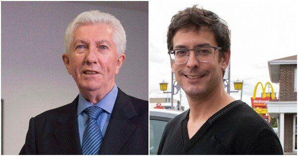 Gilles Duceppe et Alexis