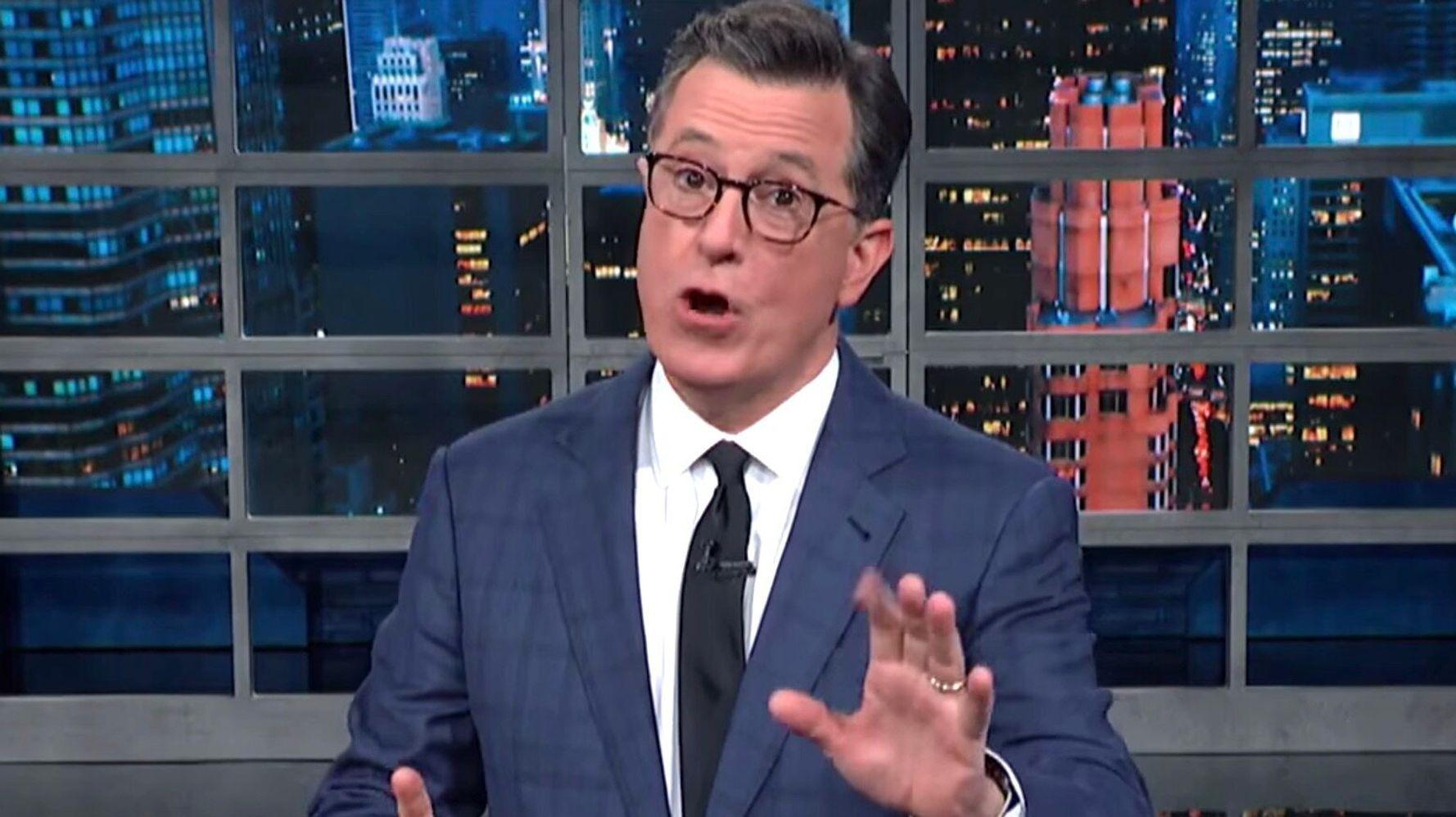 Westlake Legal Group 5dae8bc7210000ad1e34aa17 Colbert Reveals Trump's Horrifying Impeachment Bucket List
