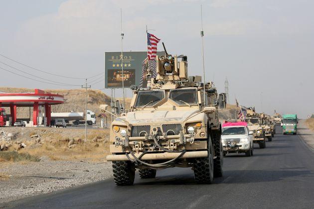 트럼프가 '미국은 쿠르드를 평생 지켜주겠다고 한 적 없다'고