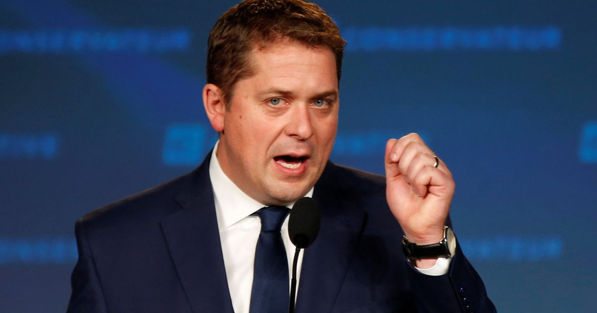 Andrew Scheer's Conservative Party Fails To Convince Canadians In 2019 Election