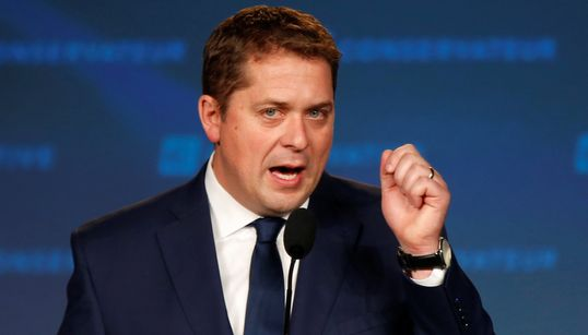 Scheer's 'Better Way' Fails To Sway Canadians To The Conservative