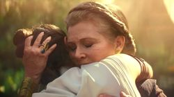 Leia Speaks 1 Word In Final 'Star Wars' Trailer And It Reduced Fans To