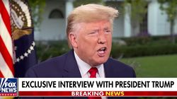 Trump Rails Against Obama During Rambling Hannity Chat: 'They Could've Impeached
