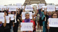 Julie Gayet, Muriel Robin... 150 personnalités appellent à marcher contre les