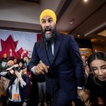 Jagmeet Singh Heads To Ottawa With More Power But Fewer