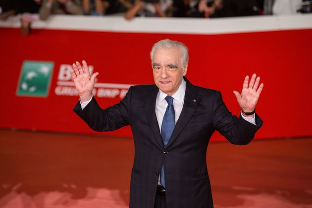 ROMA, RM, ITALY - 2019/10/21: Martin Scorsese during red carpet for the presentation of the film