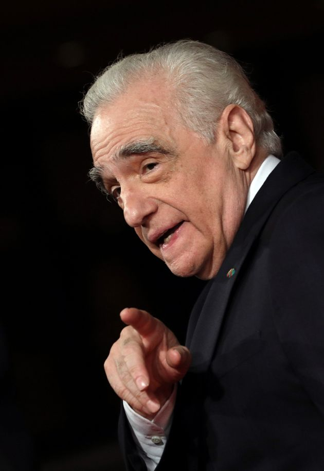 ROME, ITALY - OCTOBER 21: Martin Scorsese attends