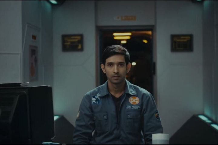 Vikrant Massey in Cargo
