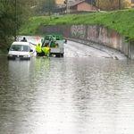 Piemonte chiede stato d'emergenza per il maltempo. Due vittime