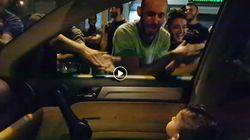 레바논 반정부 집회에서 '아기상어' 떼창이 나왔다
