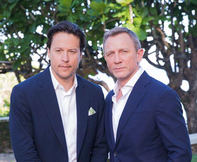 Daniel Craig, l'interprète actuel de James